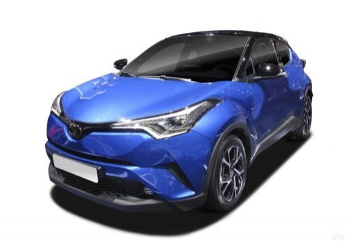 photo TOYOTA C HR 122H GRAPHIC
