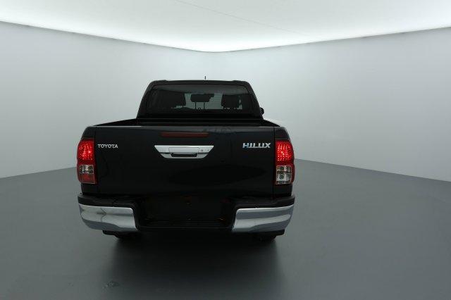 annonce TOYOTA HILUX DOUBLE CABINE 4WD 2.4L 150 D-4D BVA LOUNGE neuf Brest Bretagne
