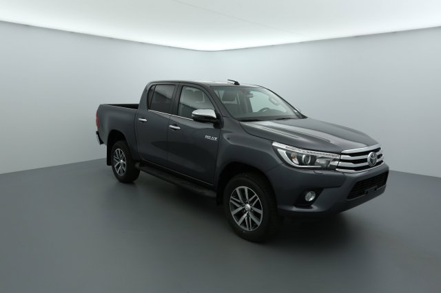 photo TOYOTA HILUX DOUBLE CABINE 4WD 2.4L 150 D-4D BVA LOUNGE
