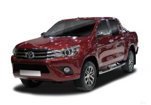 TOYOTA HILUX DOUBLE CABINE  Bretagne