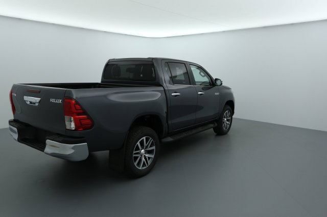photo TOYOTA Hilux double cabine