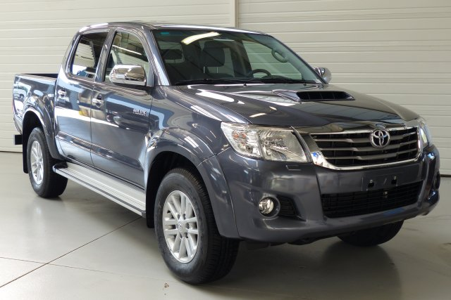 toyota hilux double cabine 4x4 autos post. Black Bedroom Furniture Sets. Home Design Ideas