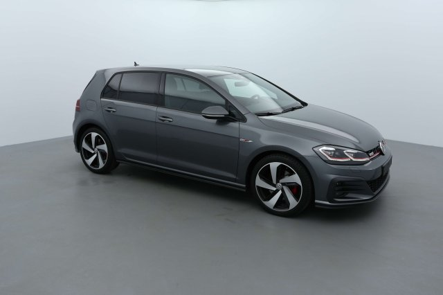 volkswagen golf vii occasion brest 2 0 tsi 230 bluemotion technology gti peformance gris. Black Bedroom Furniture Sets. Home Design Ideas