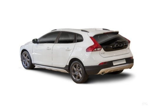volvo v40 cross country occasion brest d3 150 momentum blanc cristal finist re bretagne. Black Bedroom Furniture Sets. Home Design Ideas