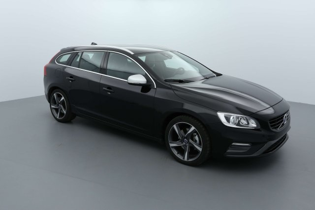 photo VOLVO V60 D3 150 CH STOP START GEARTRONIC 6 R-DESIGN
