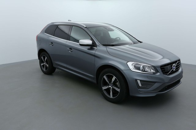 photo VOLVO XC60 D5 AWD 220 ch R-Design Geartronic A