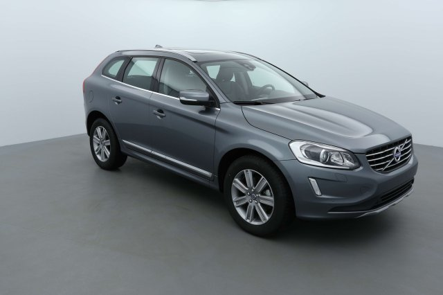 annonce VOLVO XC60 D4 AWD 190 ch Summum Geartronic A occasion Brest Bretagne
